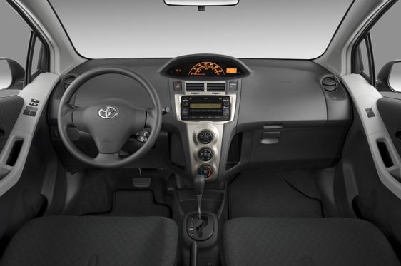 2010 Toyota Yaris Interior Photos Msn Autos