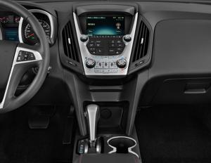 2010 Chevrolet Equinox Ls Interior Photos Msn Autos