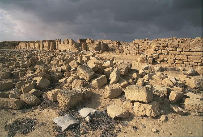 الشريحة 5 من 17: Christian Ruins of Abu Mena, Egypt