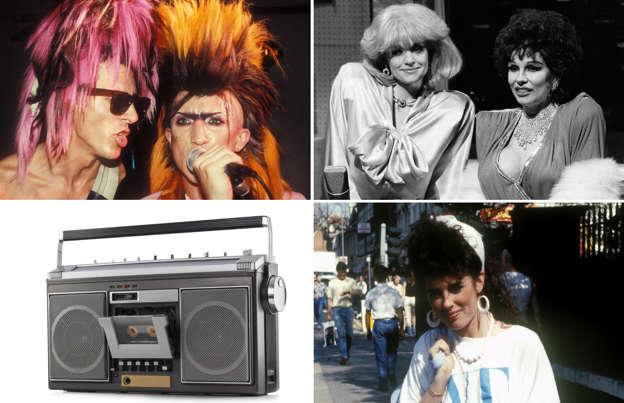 1eea0ac5 Lysbilde 1 av 14: Trendene fra 80-tallet