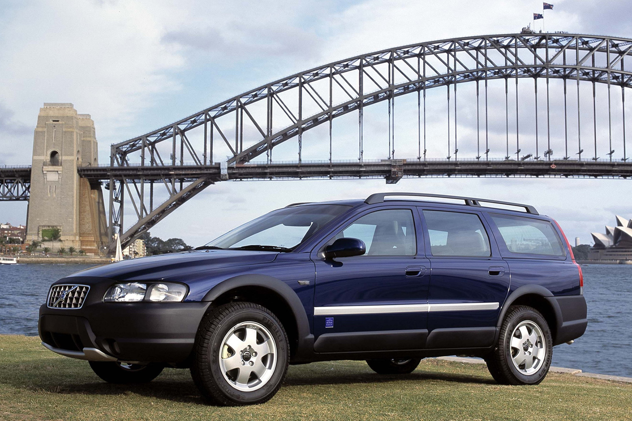 2002 volvo xc70 cross country