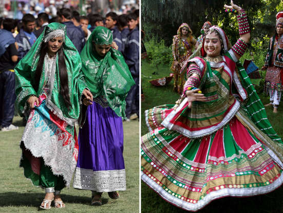 f2061b1d619e Διαφάνεια 1 από 41  Traditional attires from around the world