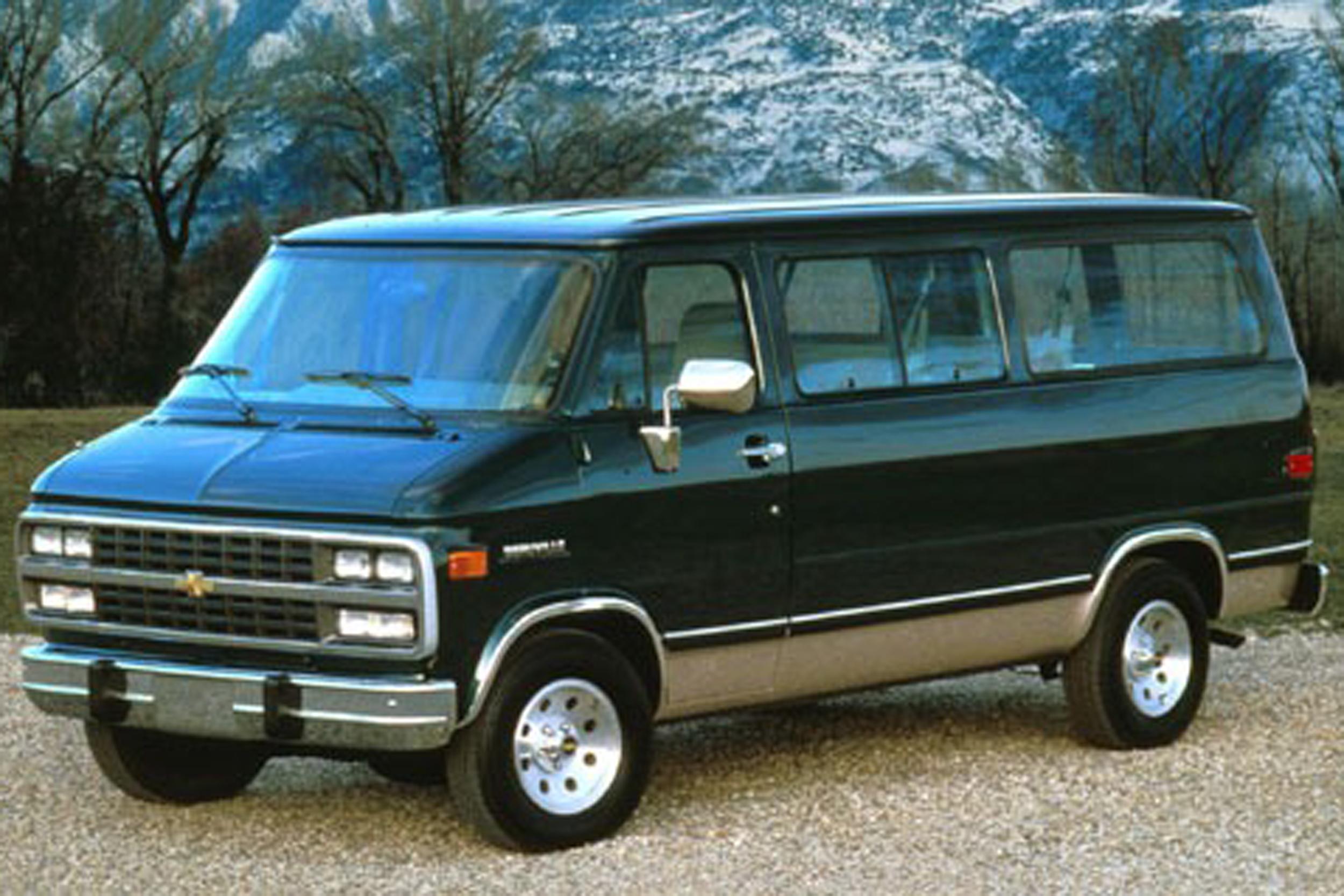 1996 chevrolet g30