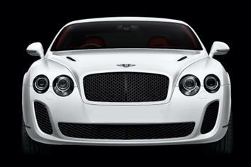 2013 Bentley Continental Supersports Overview Msn Autos