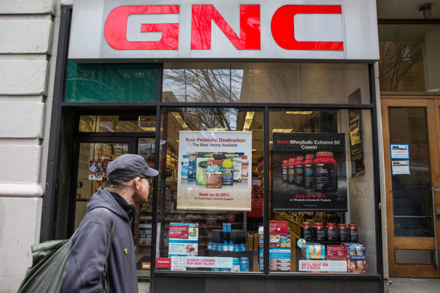 Slide 7 of 12: For decades, customers bought vitamins and nutritional supplements at GNC's (NYSE:GNC) brick-and-mortar stores. However, the rise of superstores, warehouse retailers, and e-tailers started rendering GNC's business obsolete. In recent years, several lawsuits which questioned the efficacy of its ingredients also tarnished the brand's reputation. As a result, GNC's stock tumbled more than 90% over the past three years. Its revenue declined for nine straight quarters, and analysts anticipate a 5% drop this year. Its earnings, which face pricing pressure from its competitors, are expected to plunge 66%. GNC believes that expanding into overseas markets like China, improving its loyalty program, and partnering with Amazon might get its business back on track. Unfortunately, it's doubtful that these moves can help the specialty retailer defend its niche against big rivals like Costco. ALSO READ: Investors Are Betting Big Against These 3 Retailers