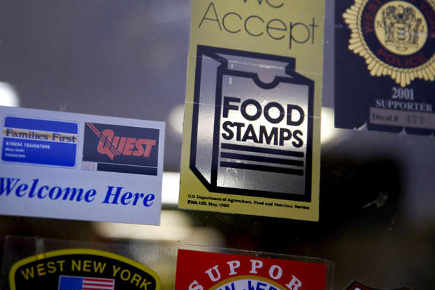 Food Stamps Face Cuts Amid Government Shutdown