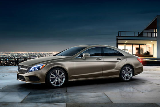 2015 Mercedes Benz Cls Class Overview Msn Autos