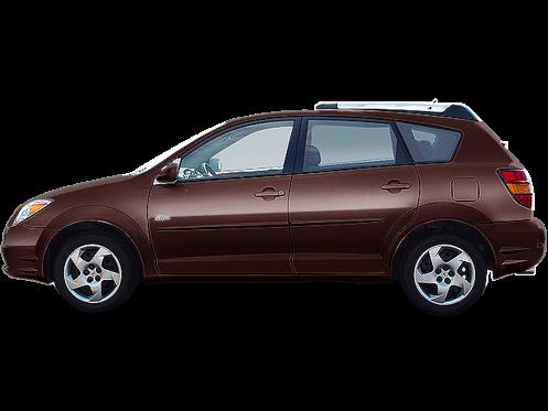 2005 Pontiac Vibe Gt Color Options Msn Autos