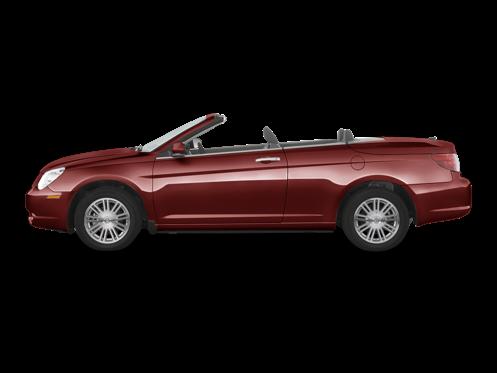 chrysler 2008 sebring convertible recalls