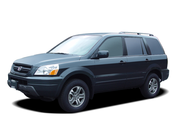 Captivating 2005 Honda Pilot
