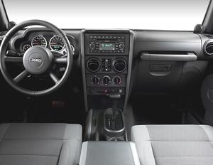 2007 jeep wrangler unlimited interior photos - msn autos  msn.com