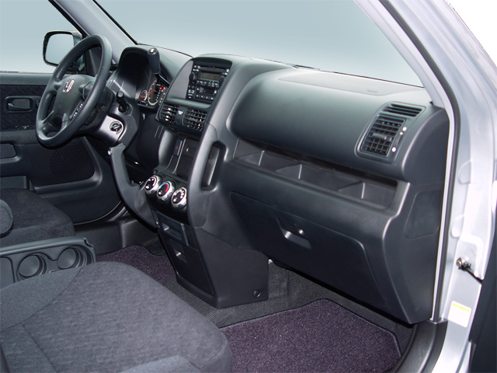 2005 Honda Cr V Se 4wd 5at Interior Photos Msn Autos