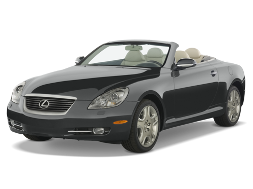 Slide 1 of 25: 2008 Lexus SC
