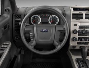 2017 Ford Escape Interior Photos Msn