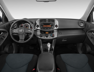 2012 Toyota Rav4 Interior Photos Msn Autos