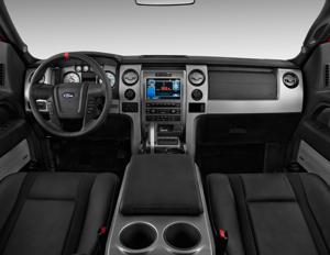 2011 Ford F 150 Svt Raptor 4x4 Supercrew 145 In Interior Photos Msn Autos