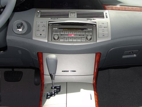 2007 Toyota Avalon Interior Photos Msn Autos
