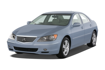 2005 acura rl reviews msn autos