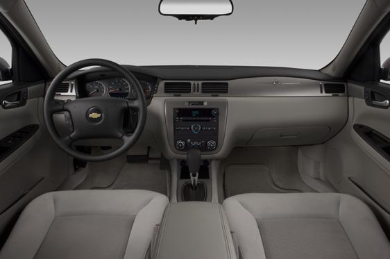 2011 Chevrolet Impala Interior Photos Msn Autos