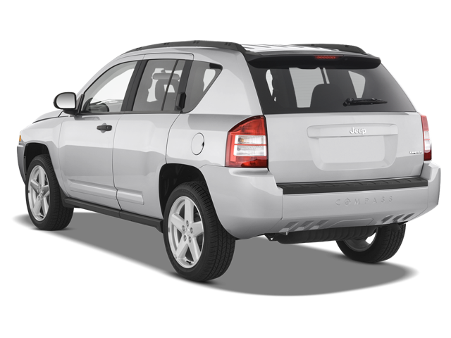 Slide 2 Of 25: 2008 Jeep Compass
