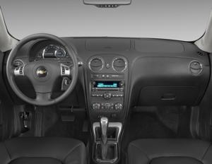 2011 Chevrolet Hhr Lt Interior Photos Msn Autos