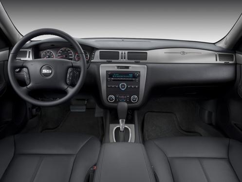 2009 Chevrolet Impala Ss >> 2009 Chevrolet Impala Ss Interior Photos Msn Autos