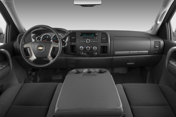 2011 Chevrolet Silverado 1500 Lt 4x4 Crew Cab Interior