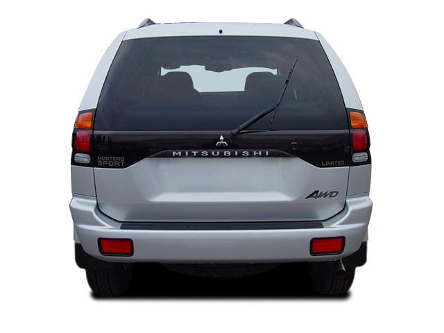 Slide 4 Of 18: 2004 Mitsubishi Montero Sport