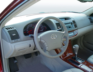 Get 2003 Toyota Camry Xle Interior