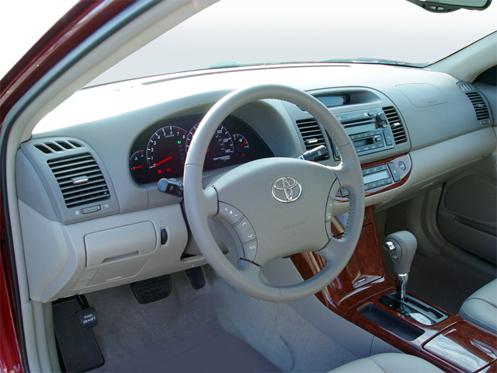 2005 Toyota Camry Le Interior Photos Msn Autos