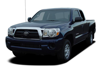 2005 Toyota Tacoma PreRunner Access Cab Specs and Features
