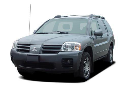 2004 Mitsubishi Endeavor Overview Msn Autos