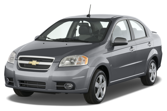 Chevrolet Aveo Msn Autos
