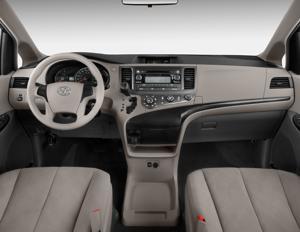 2011 toyota sienna xle v6 awd 7 passenger interior photos msn autos 2011 toyota sienna xle v6 awd 7