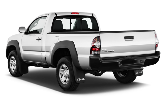 2011 Toyota Tacoma Overview Msn Autos