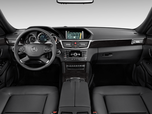 mercedes e class coupe 2012 interior