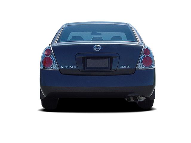 Slide 4 Of 18: 2005 Nissan Altima