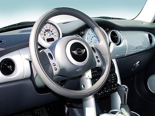2006 mini cooper s interior