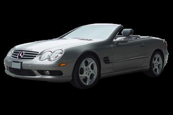 2005 Mercedes Benz Sl Cl