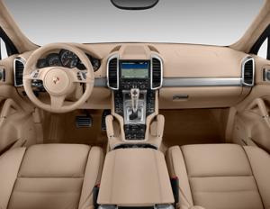 2011 Porsche Cayenne S Interior Photos Msn Autos