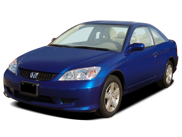 Beautiful 2004 Honda Civic