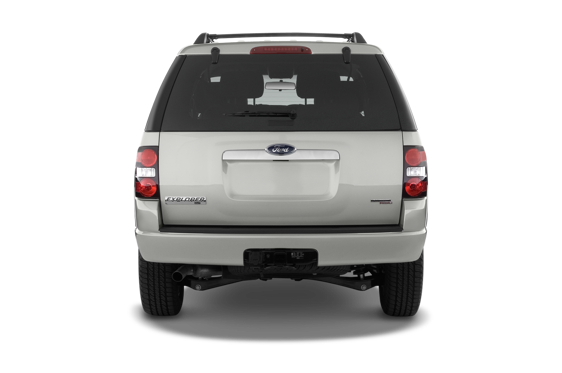2010 Ford Explorer Overview  MSN Autos
