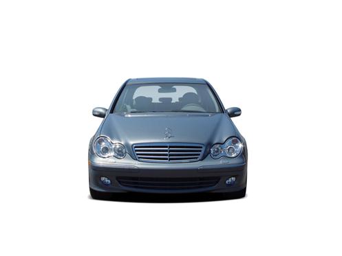 2005 Mercedes Benz C Class C230 Kompressor Sport Hatchback Overview