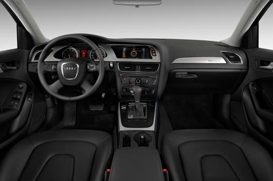 2011 Audi A4 Interior Photos Msn Autos