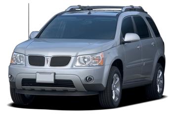 2006 Pontiac Torrent Awd Interior Features Msn Autos