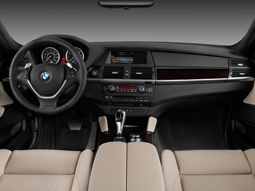 2009 Bmw X6 Xdrive50i Interior Photos Msn Autos