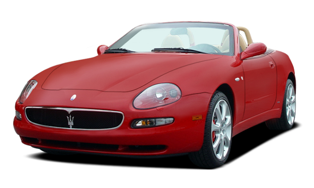 Slide 1 of 5: 2004 Maserati Spyder