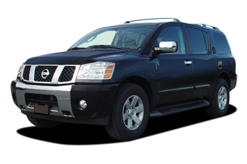 2005 Nissan Armada Se 4x2 Interior Features Msn Autos