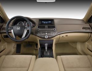 2008 Honda Accord Interior Photos Msn Autos