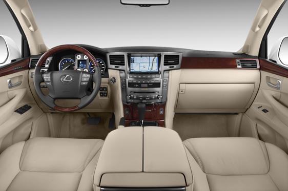 Slide 1 of 11: 2009 Lexus LX